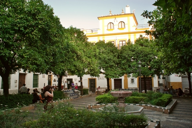 PlazaDoñaElvira