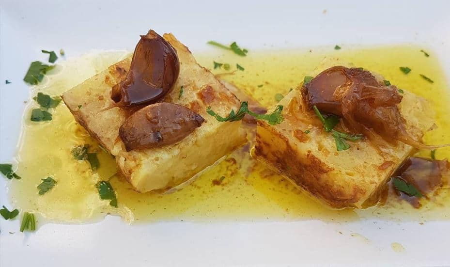 tortilla de patatas whiskey