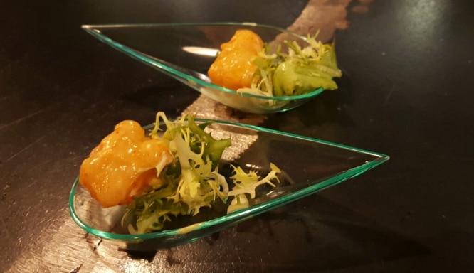 tempura de langostino