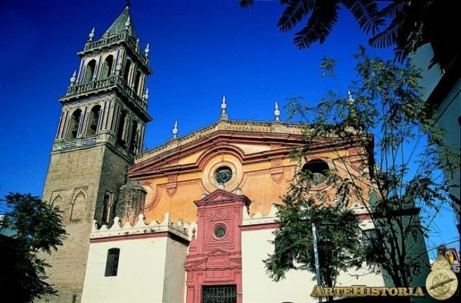 iglesias de Sevilla