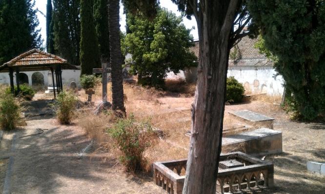 cementerio de ingleses