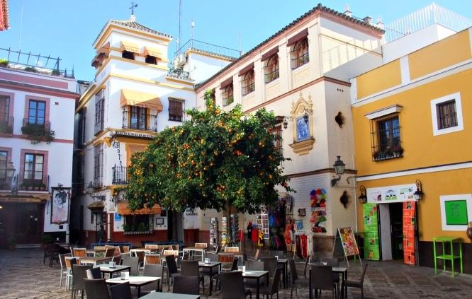 Plaza de los Venerables