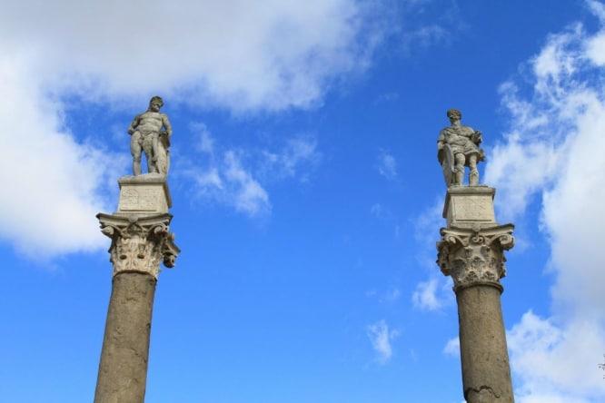 columnas alameda de hercules