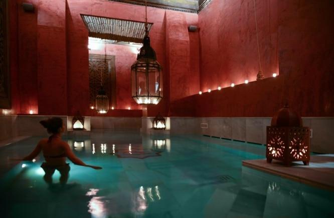Los mejores spas de sevilla para tus cinco sentidos sevilla secreta - Spa banos arabes sevilla ...