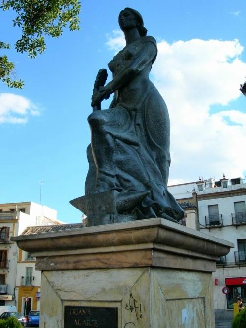 monumento al flamenco triana