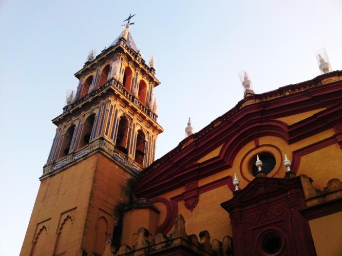 real iglesia de santa ana