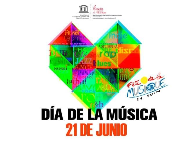 dia de la musica sevilla