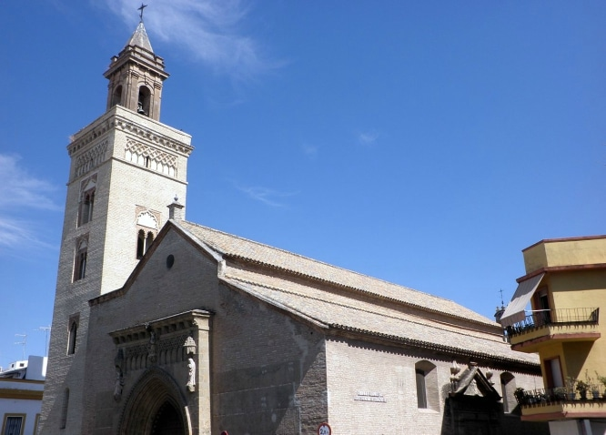 San Marcos iglesia sevilla