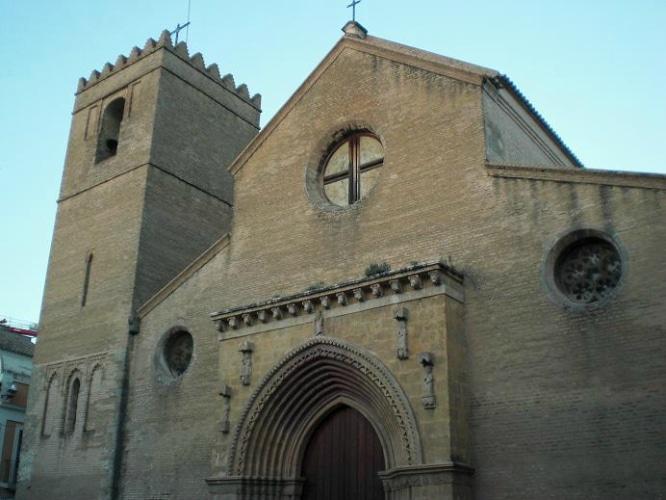Santa Marina iglesia