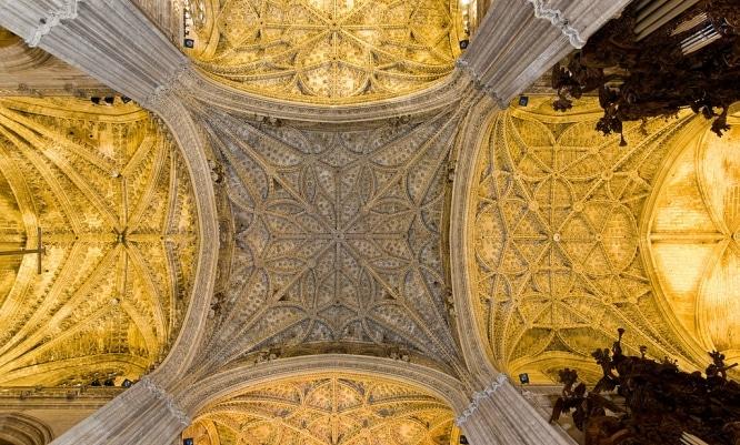 boveda catedral de sevilla