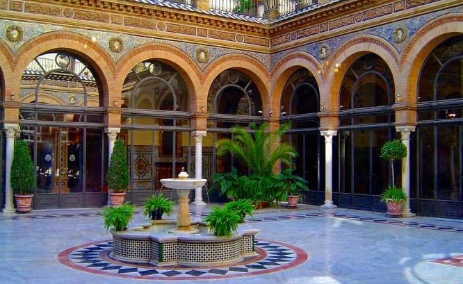hotel palacio alfonso XIII