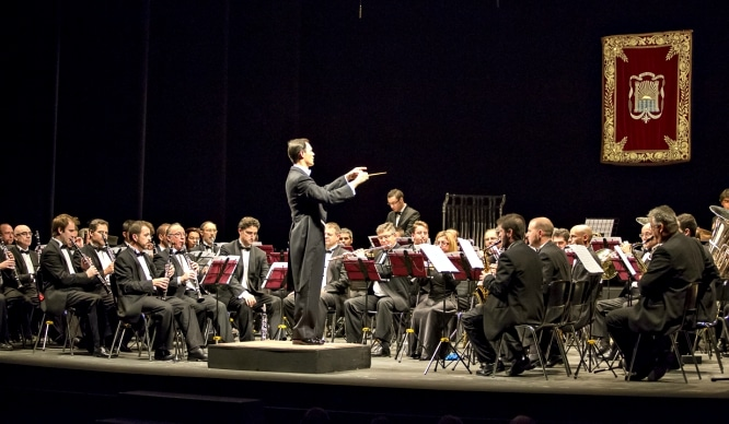 banda sinfonica municipal sevilla