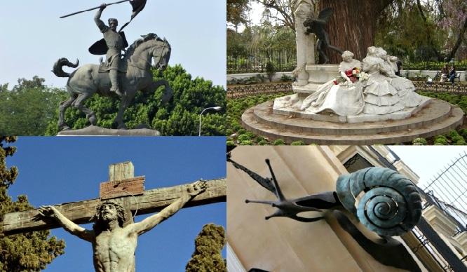 esculturas sevilla