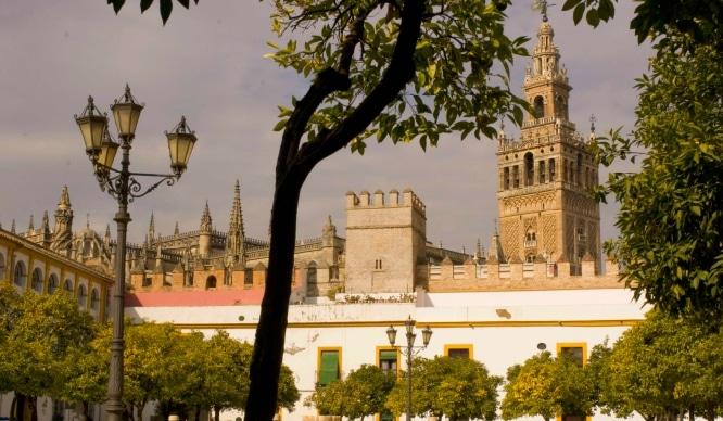 Sevilla en primavera