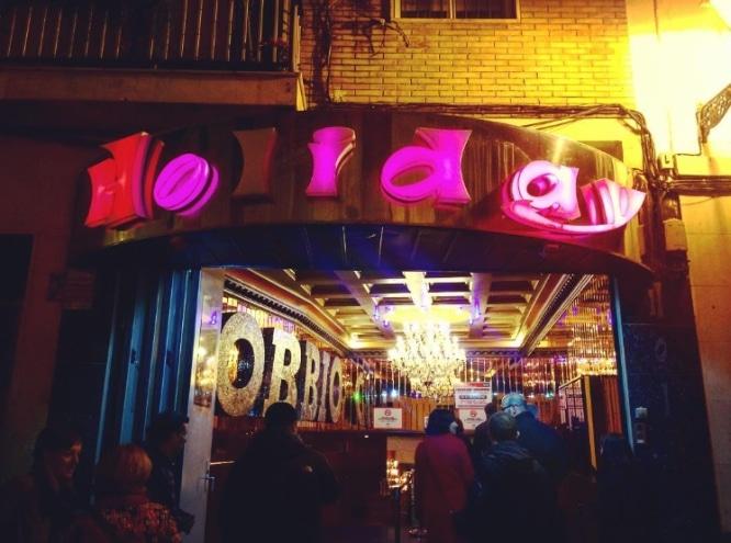 discoteca holiday sevilla