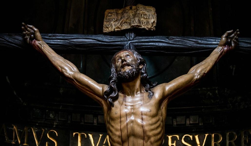 La trágica leyenda del Cristo del Cachorro