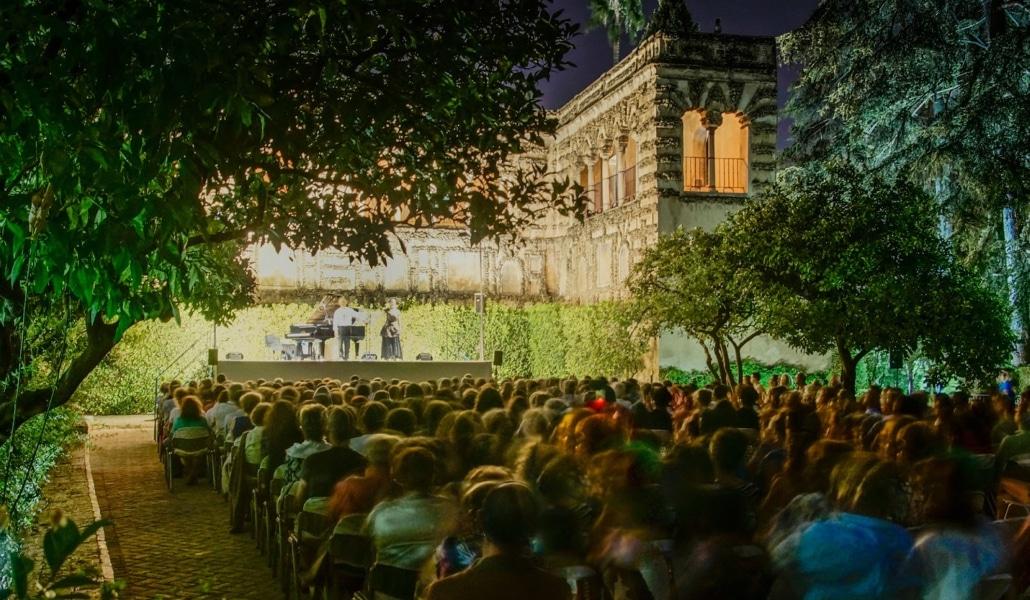 vuelven los conciertos de las noches en los jardines del