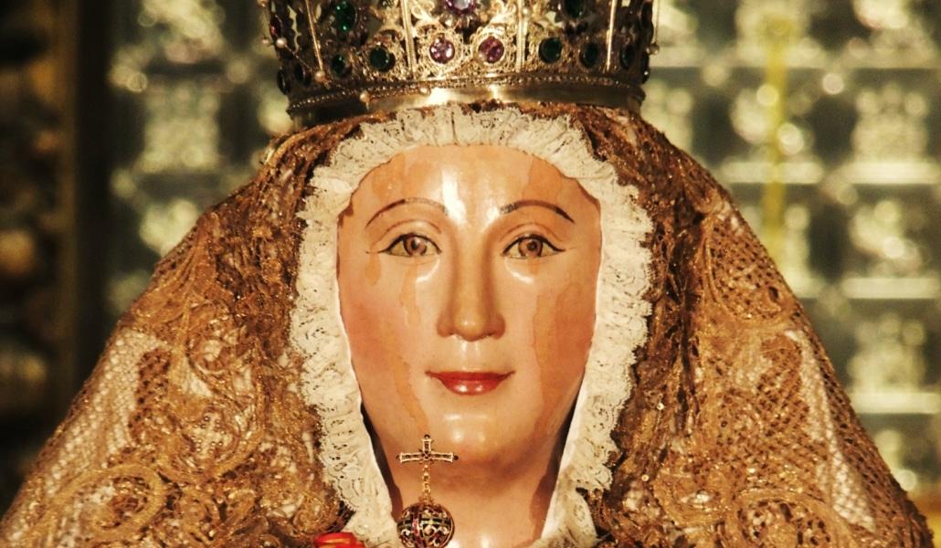 La leyenda de la divina creación de la Virgen de los Reyes ...