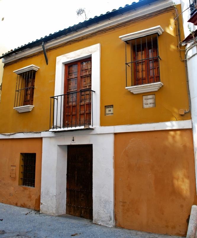 casa natal Velazquez