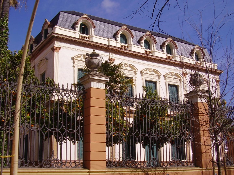 Casa de las Sirenas Sevilla