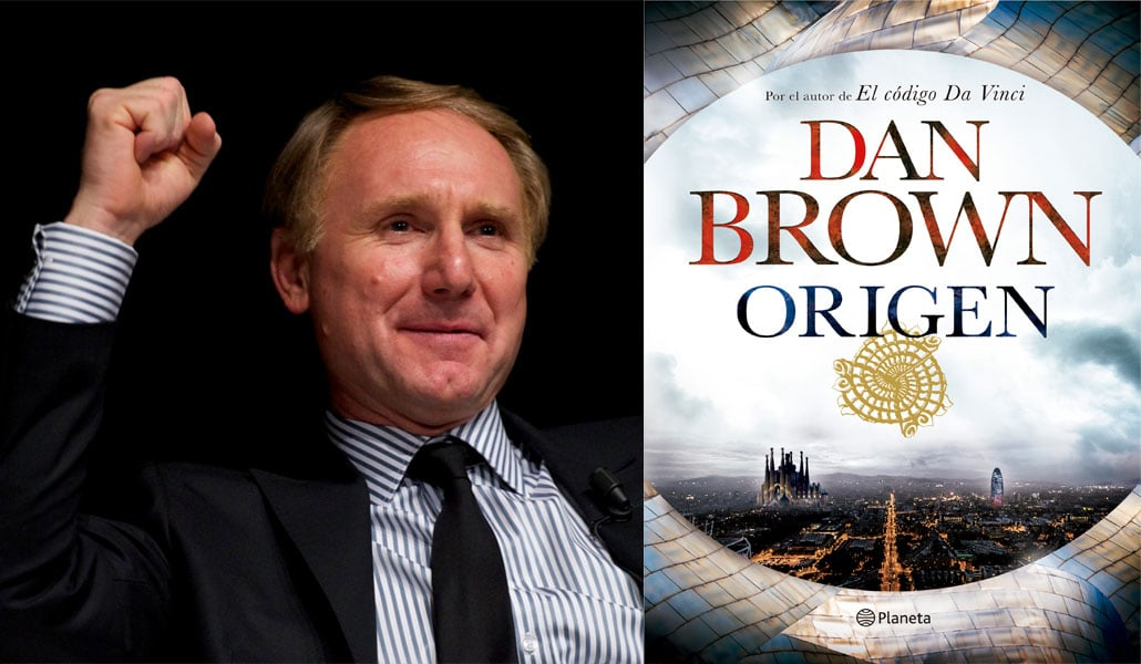Dan Brown Sevilla