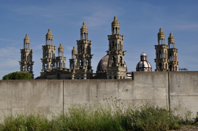Iglesia El Palmar de Troya