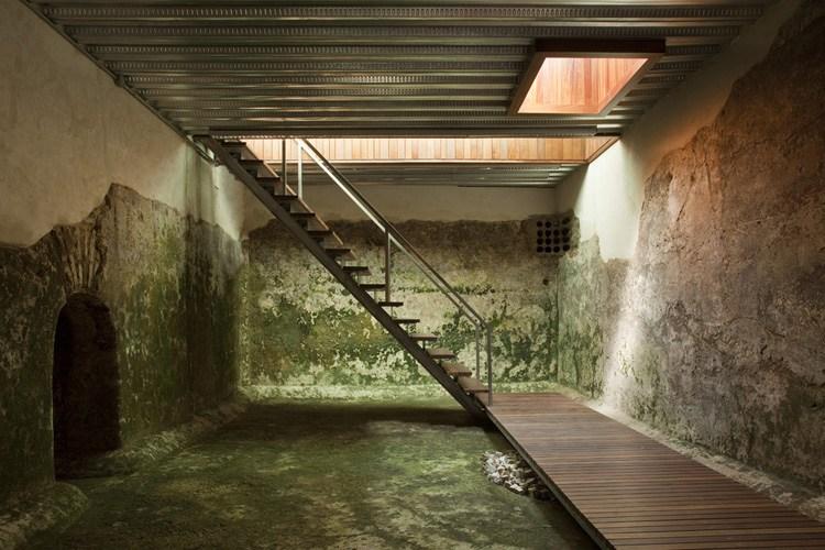 cisterna romana Sevilla