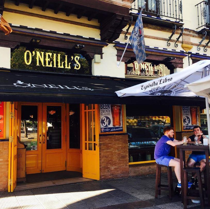O'Neills Irish Pub Sevilla