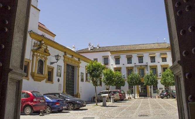 Plaza Jesus Redencion Sevilla