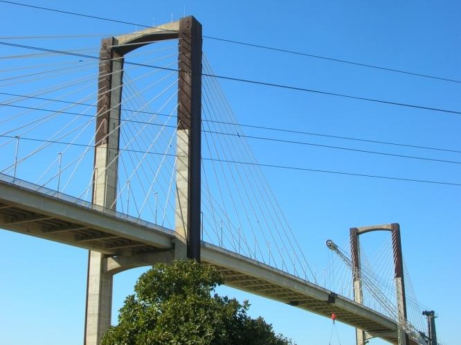 Puente del Centenario de Sevilla
