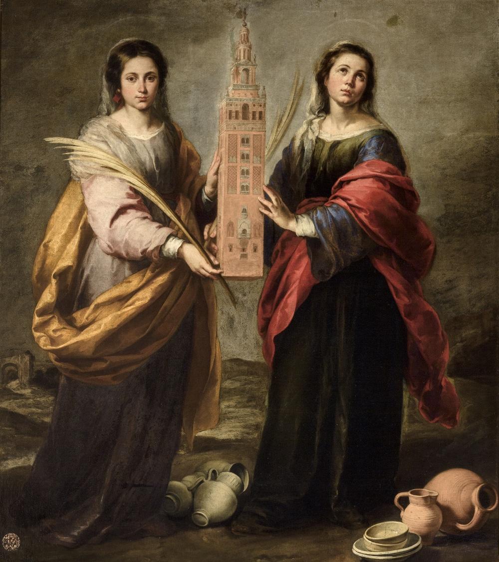Santas Justa y Rufina Sevilla