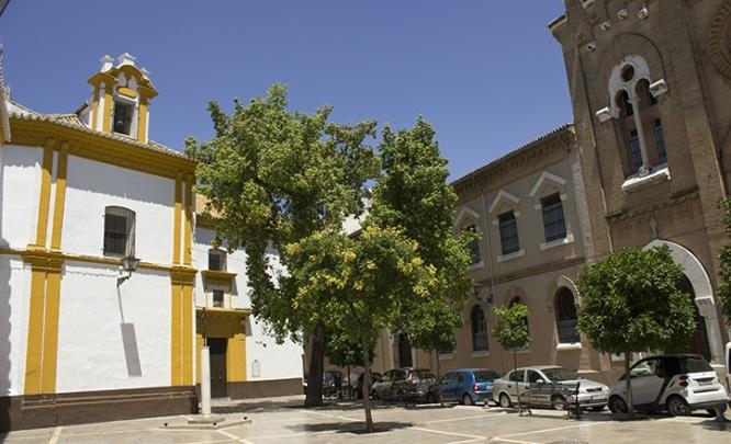 Plaza de las Mercedarias Sevilla