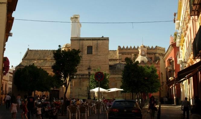 Plaza San Andrés Sevilla