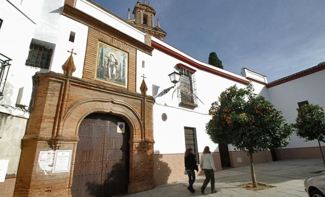 Plaza Santa Paula Sevilla