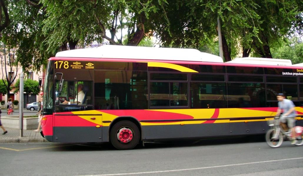 Portada - Bus Sevilla Este