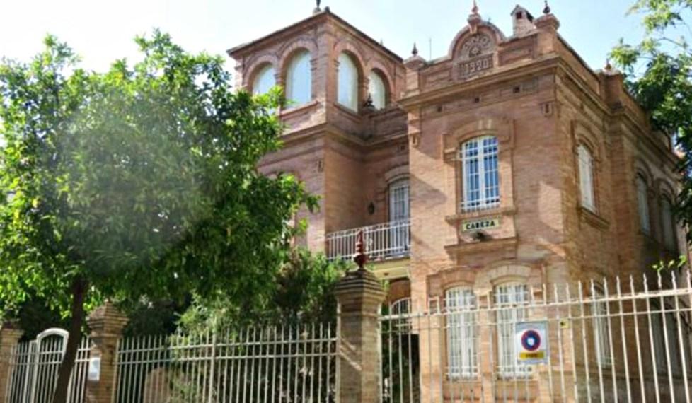 Portada - Edificio Anibal Gonzalez