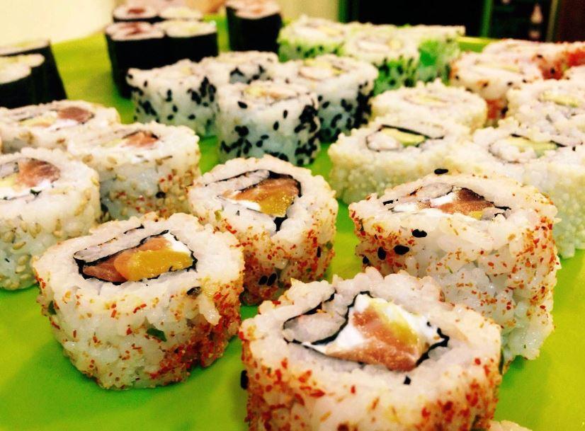 sushi sevilla Wasabi