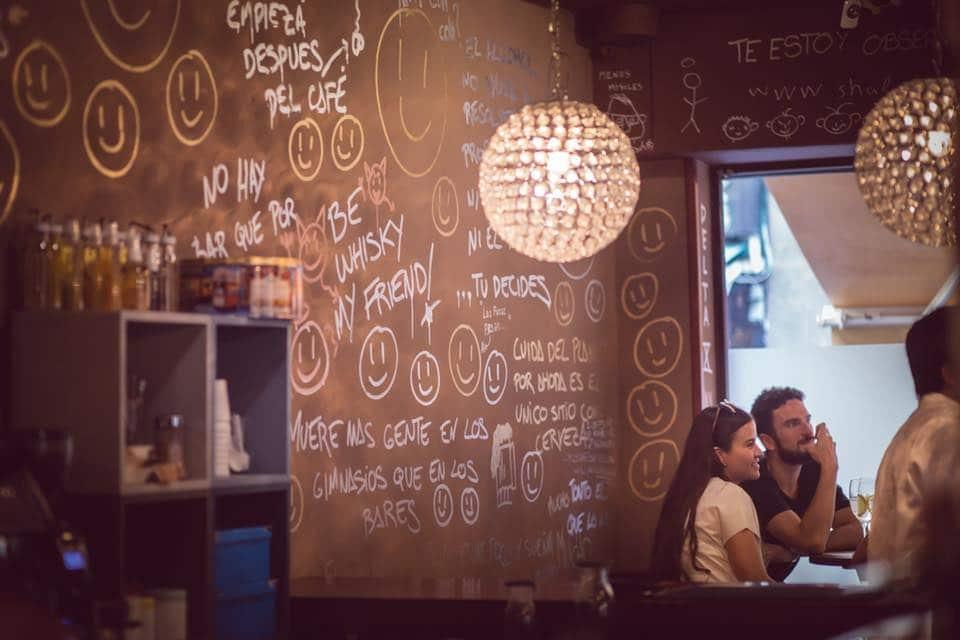 Cafe de la Boheme Sevilla