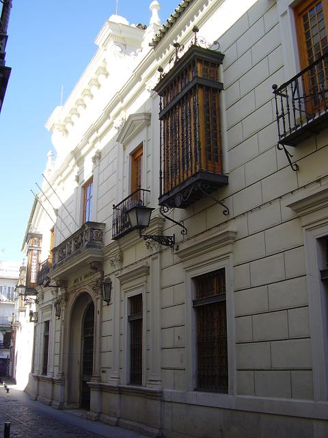 Palacio Monsalves Sevilla