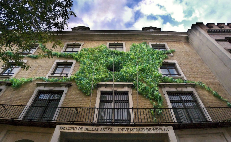 facultad de bellas artes Sevilla