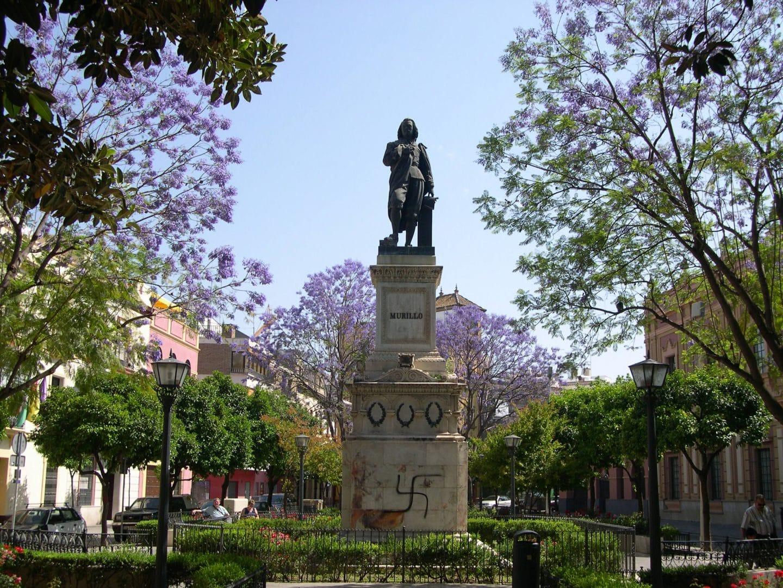 Plaza del Museo Sevilla