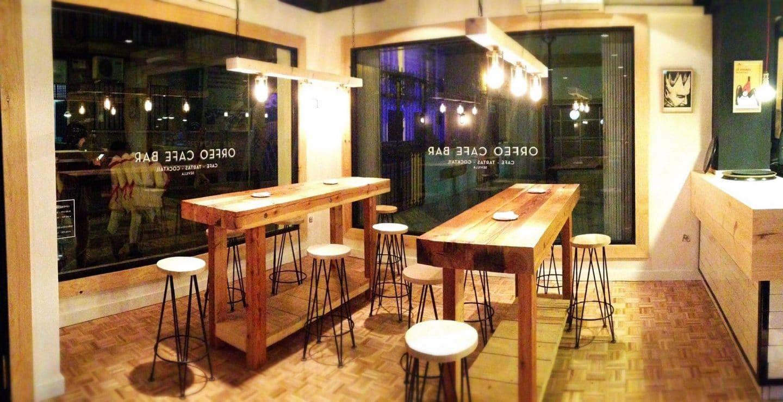 Café Bar Orfeo Sevilla