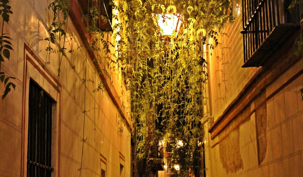 Calle Verde Sevilla