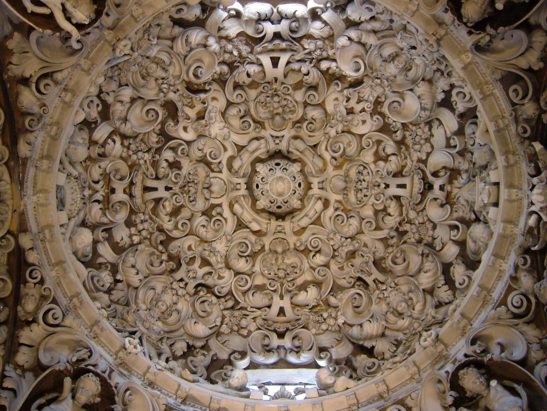 Cúpula Santa María la Blanca Sevilla