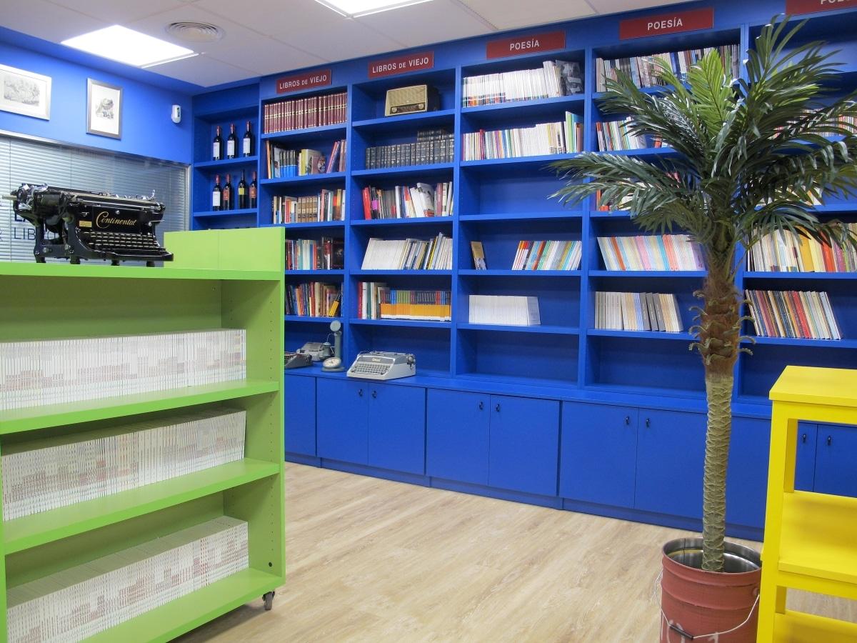 libreria La Isla de Siltolá