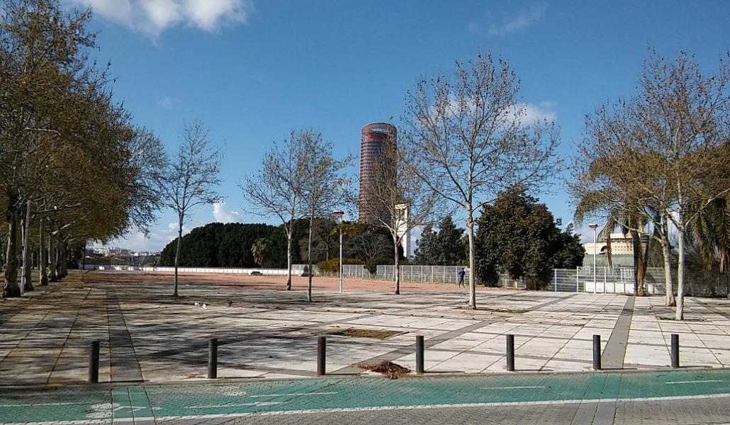 calle Torneo Sevilla
