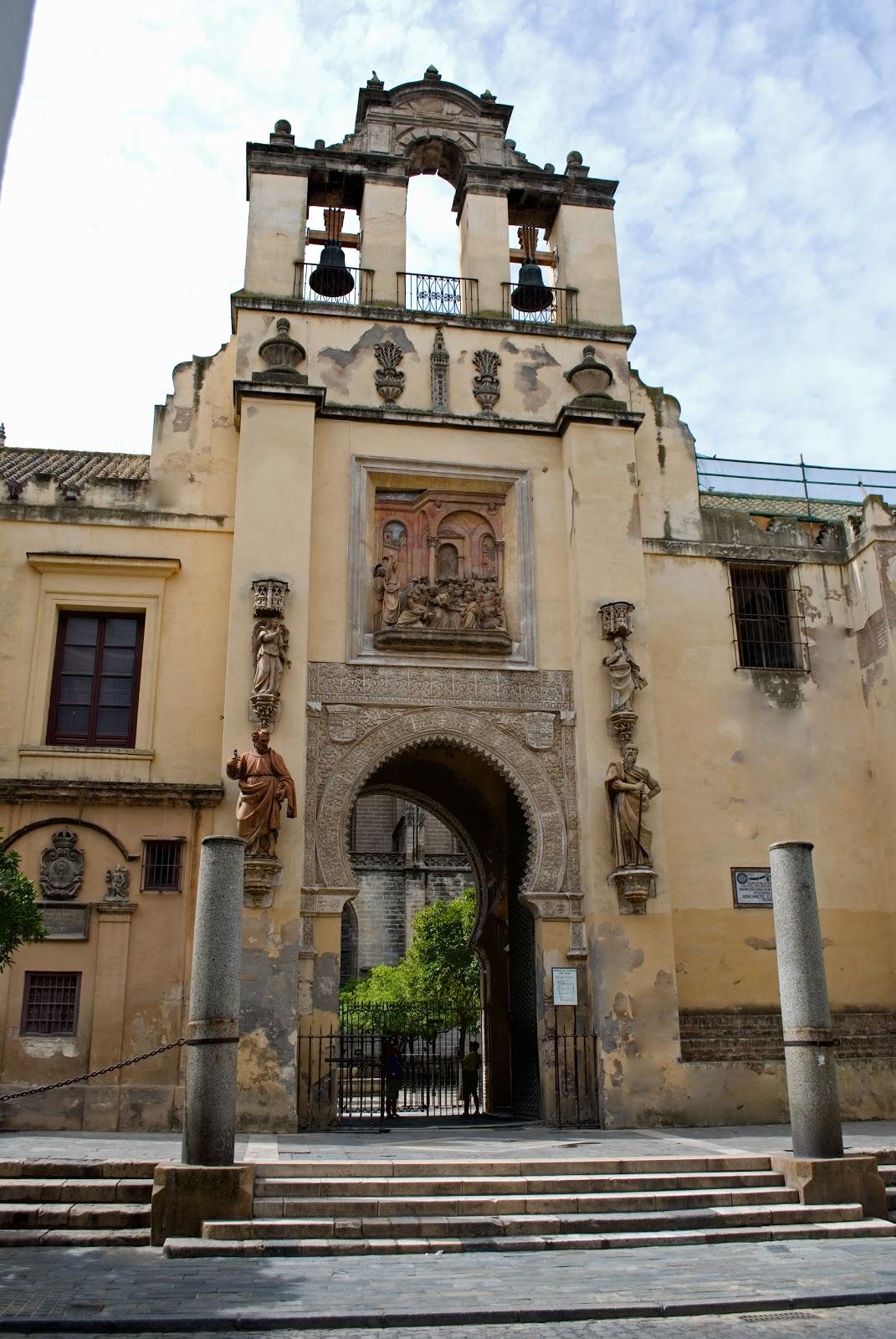puerta perdon Catedral Sevilla