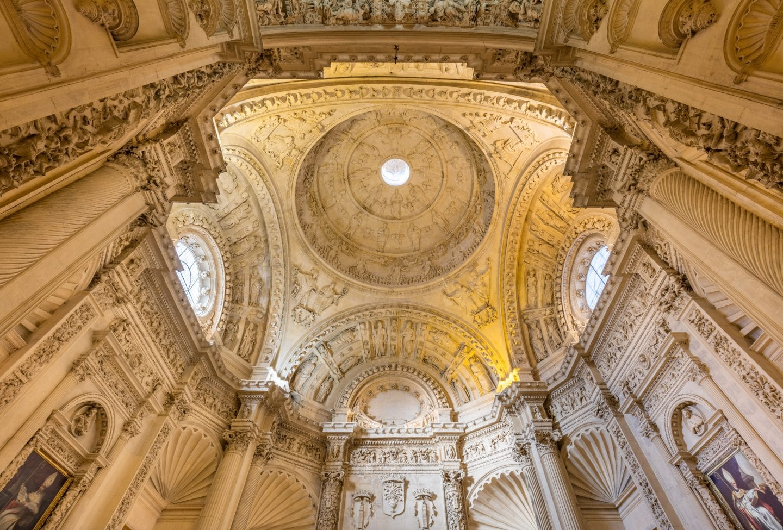 Cúpula Sacristía Mayor Catedral Sevilla