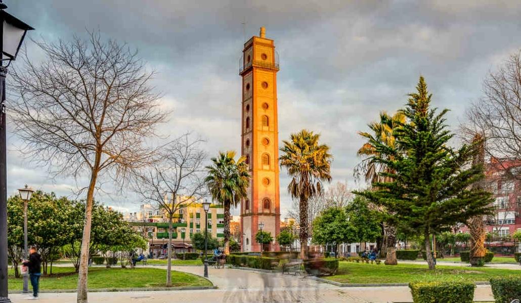 Resultado de imagen de torre de los perdigones