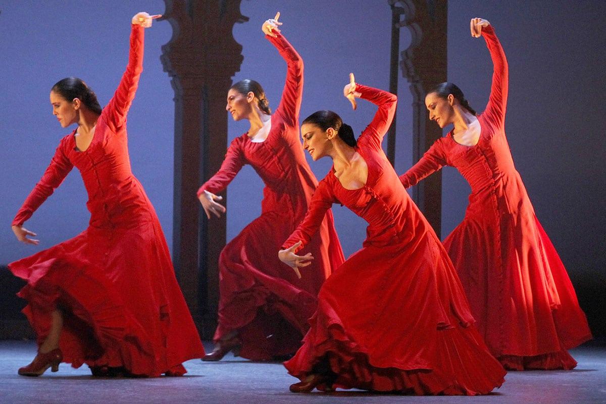 ballet flamenco